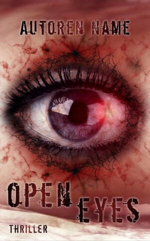 Premade Cover Thriller 006