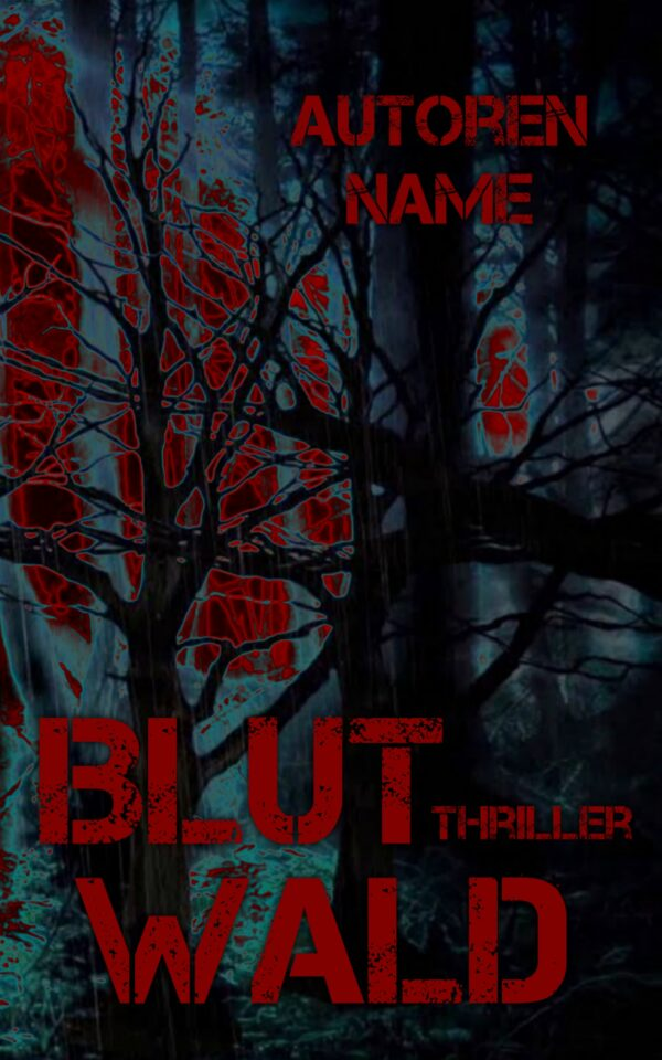 Premade Cover Thriller 007