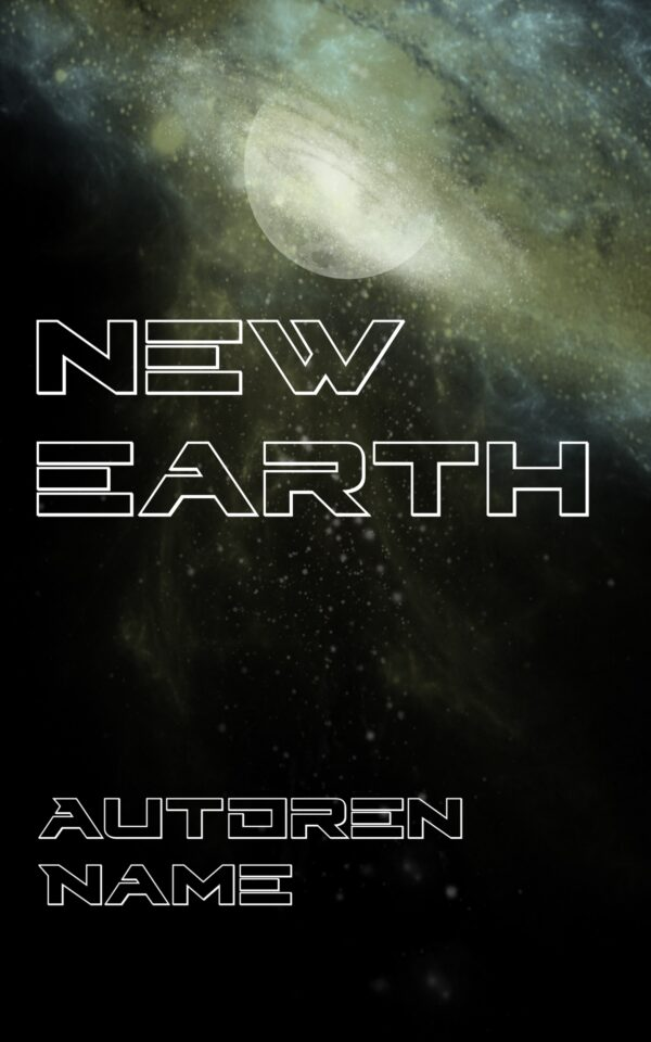 Premade Cover Sciencefiction 017