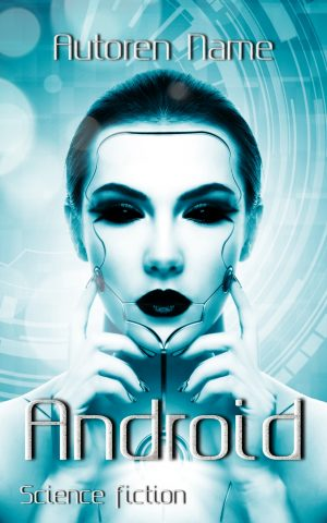 Premade Cover Sciencefiction 013