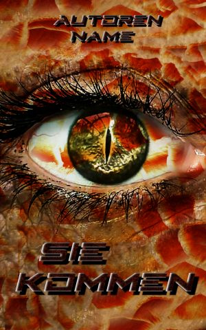 Premade Cover Sciencefiction 007