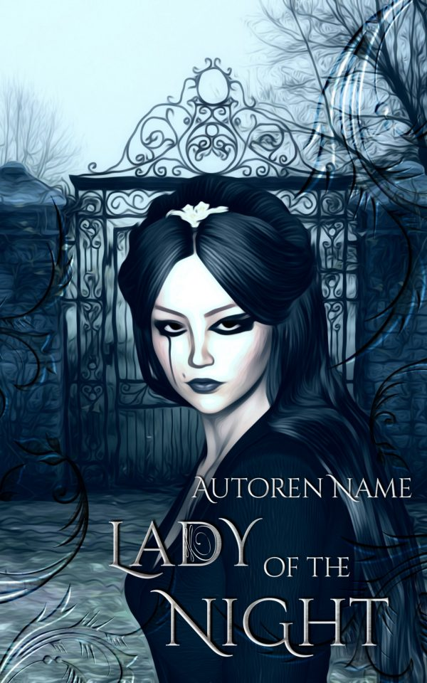 Premade Cover Mystery 014