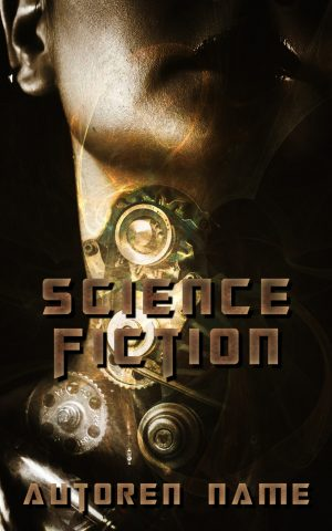 Premade Cover Sciencefiction 002