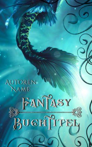 Premade Cover Fantasy 006