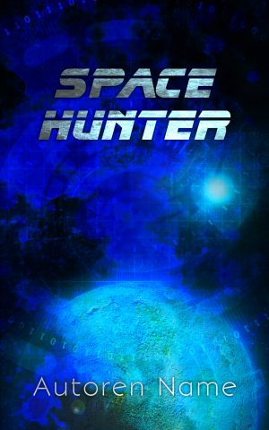 Premade Cover Sciencefiction 015