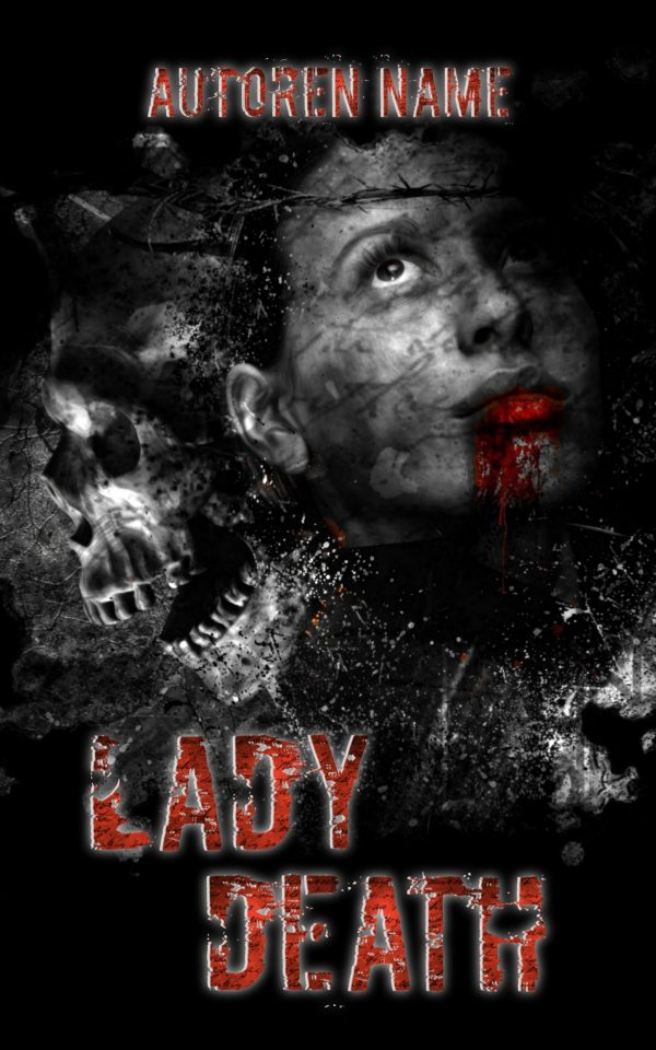 Premade Cover Horror 004