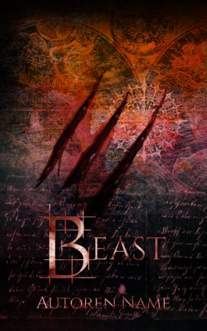 Premade Cover Horror 003