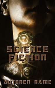 100 günstige Buchcover Premade Science Fiction Dystopie