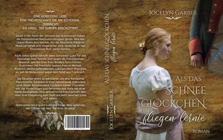 Portfolio Coverdesign Printversion historisches Buchcover