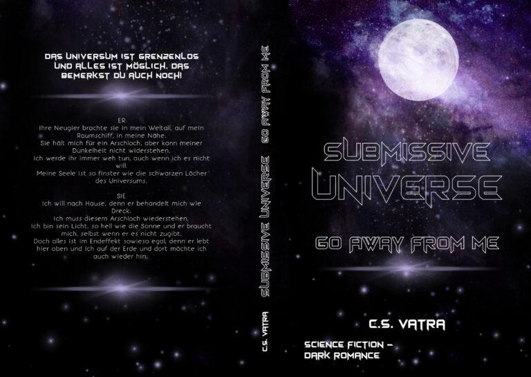 Portfolio Coverdesign Printversion Dark Romance Roman Science Fiction Buchcover Buchumschlag