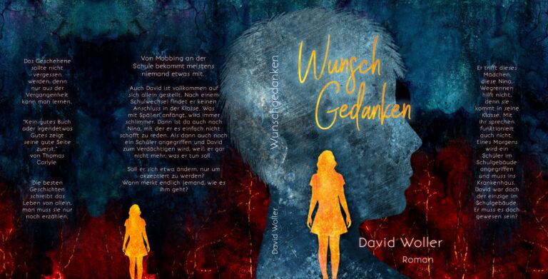 Portfolio Coverdesign Printversion Roman Buchcover Buchumschlag