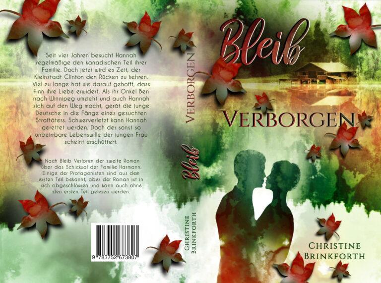 Portfolio Coverdesign Printversion Romance Roman Liebesroman Buchcover