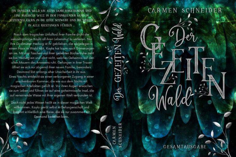 Buchcover Design Roman Fantasy Mystery Buchumschlag Printversion Taschenbuch Cover